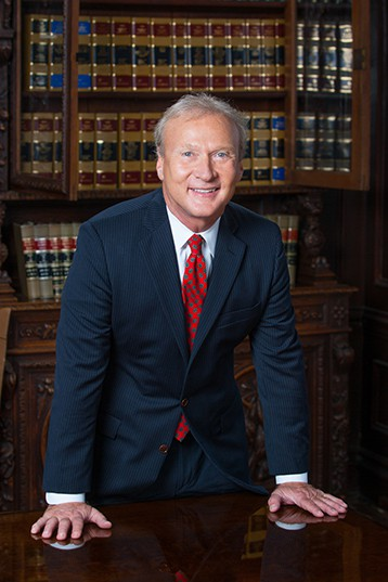 Attorney R. Sadler Bailey