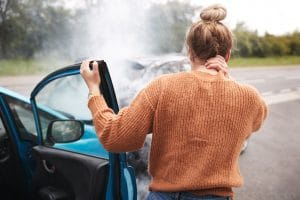Neck Injuries Caused by Car Accidents