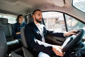 What Are My Rights If I'm Injured as a Passenger in an Uber or Lyft?
